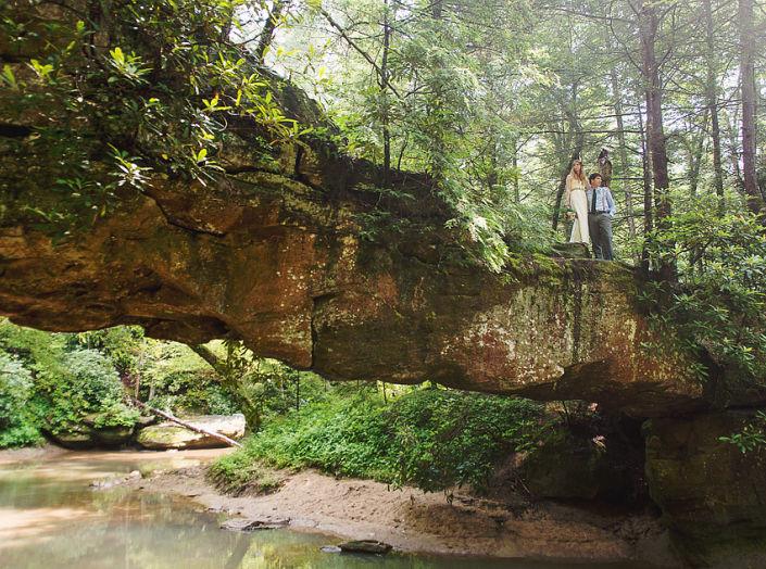 Lauren & Matt | Red River Gorge (ous)
